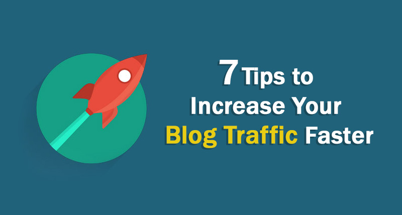 The Ultimate Guide to Increase Your Blog or Website Traffic Faster