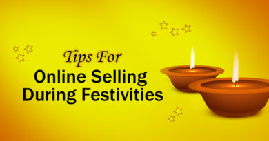 Tips For Online Selling During Festivities